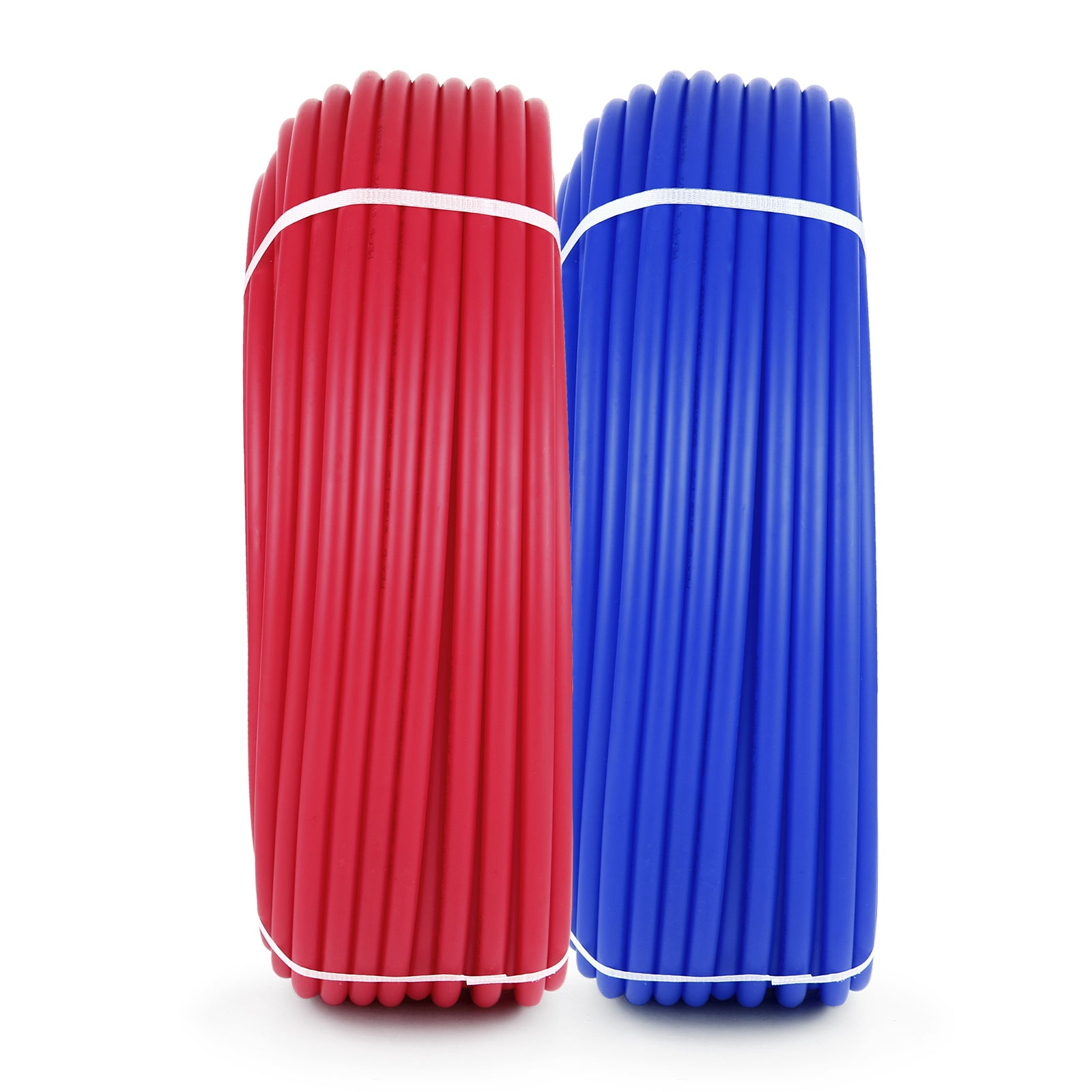 "1/2"" Oxygen Barrier Pex Tubing 300' Red And 300' Blue For Water Plumbing Hq"