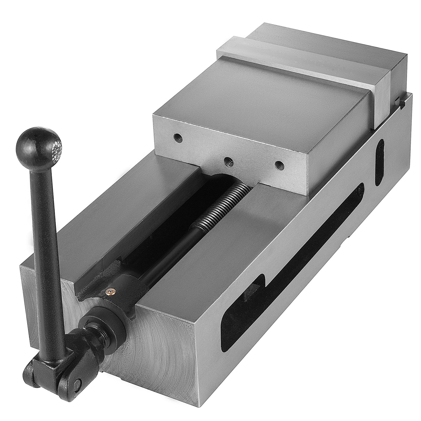 "6.3"" Super-lock Precision Bench Clamping Vise Milling Machine Horizontal Sawing"