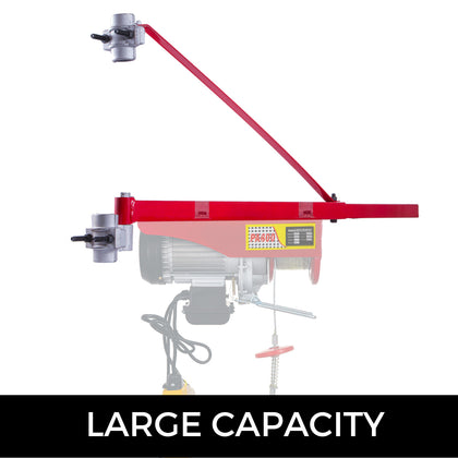 Hoist Support Arm Lifting Bracket Practical 180 Degrees Large Capacity Swivel