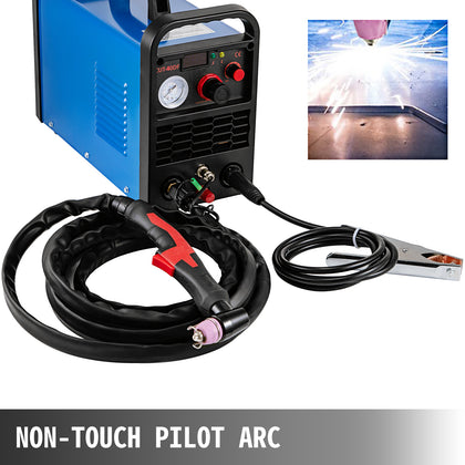 40a Air Plasma Cutter Cutting Machine Non-touch Pilot Arc Cutter Inverter 220v
