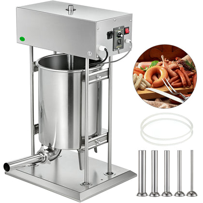 Sausage Stuffer Electric Sausage Stuffer 25l Meat Stuffer Sausage Maker