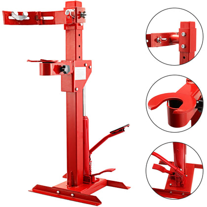 2.5 Ton Auto Strut Coil Spring Compressor Hydraulic Tool Steering Heavy Duty