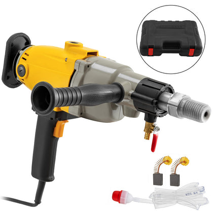 2280w Electric Diamond Drill With Water Source Drilling Machine 180mm Ac 220v