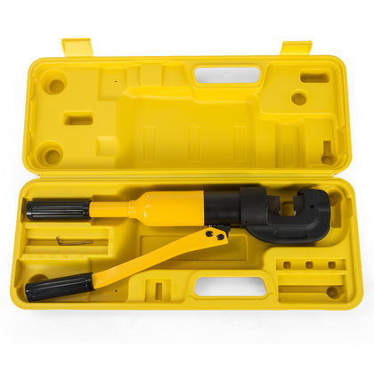 G-22 Hydraulic Rebar Cutter Steel Bolt Chain Cutting Tool Max 22mm 13 Ton W/case
