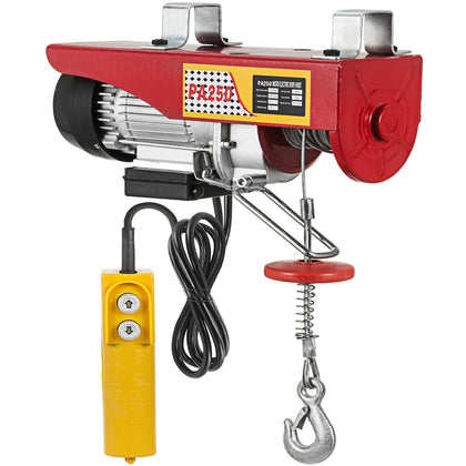 Scaffold Winch Electric Hoist Lifting 250kg Lifting Heavy Equipment Heavy Duty