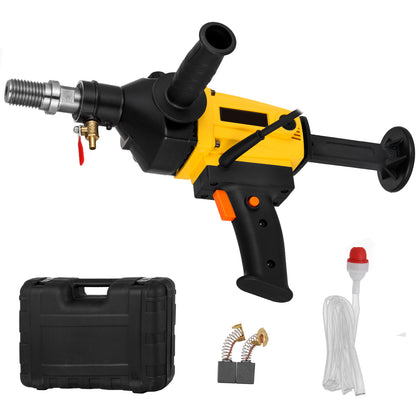 Rt-110a Hand Held Wet/dry Diamond Core Drilling Drill 240v 1880w 2 Speed 1700rpm