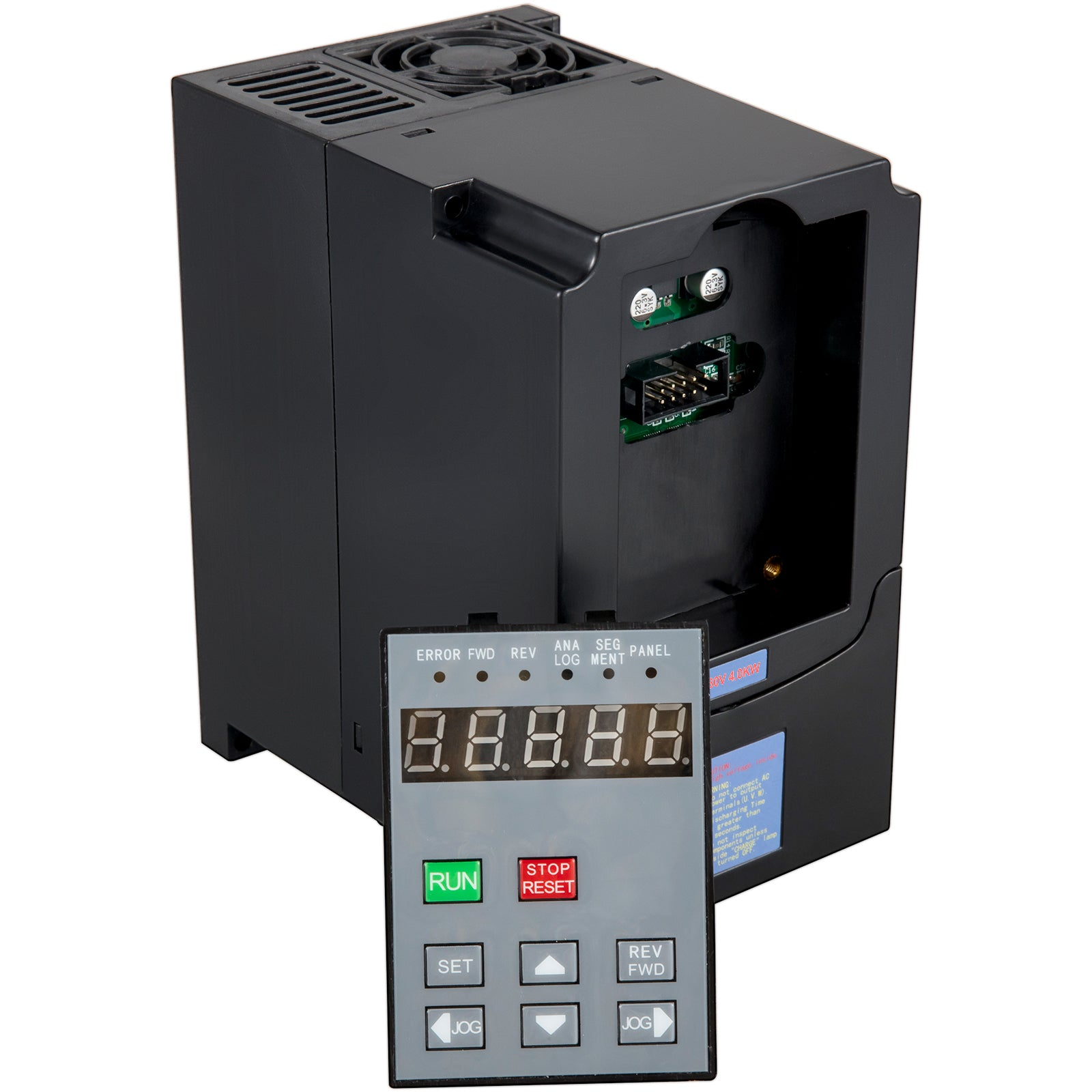 1hp 0.75kw Variable Frequency Drive Vfd Capability Single Phase Speed Contro 4a