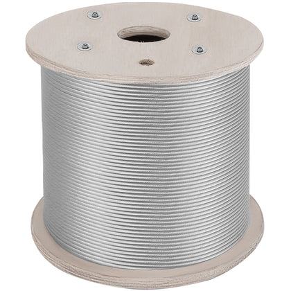 T316 1x19 Stainless Steel Cable 1/8