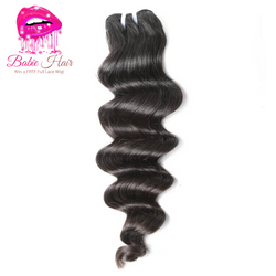 Peruvian Loose Deep Wave Bundles - Babie Hair Brazilian Hair Virgin Hair Bundle Hair Virgin Fantasy
