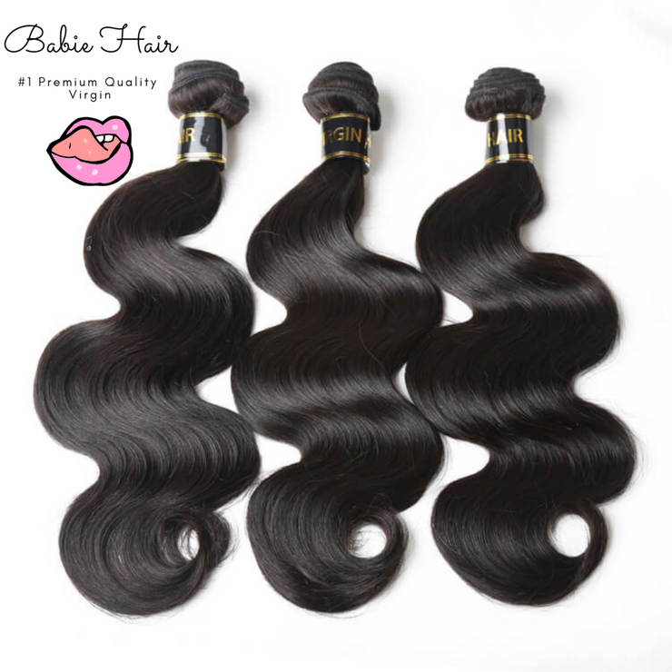 Peruvian Body Wave Bundles - Babie Hair Brazilian Hair Virgin Hair Bundle Hair Virgin Fantasy