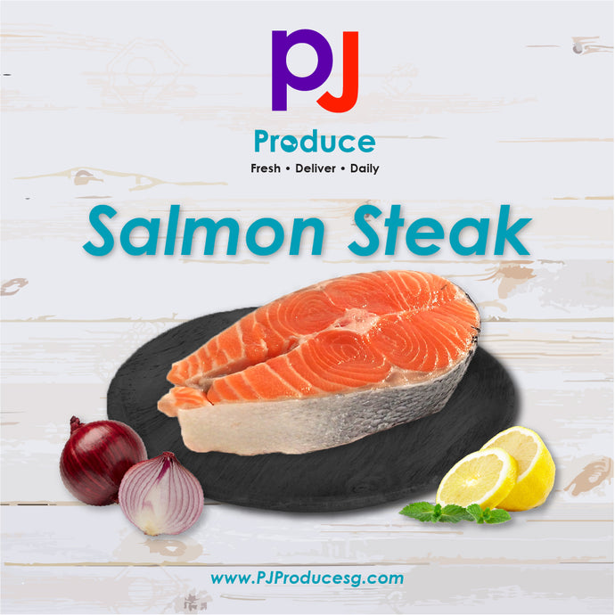 Norwegian Salmon (Steak)