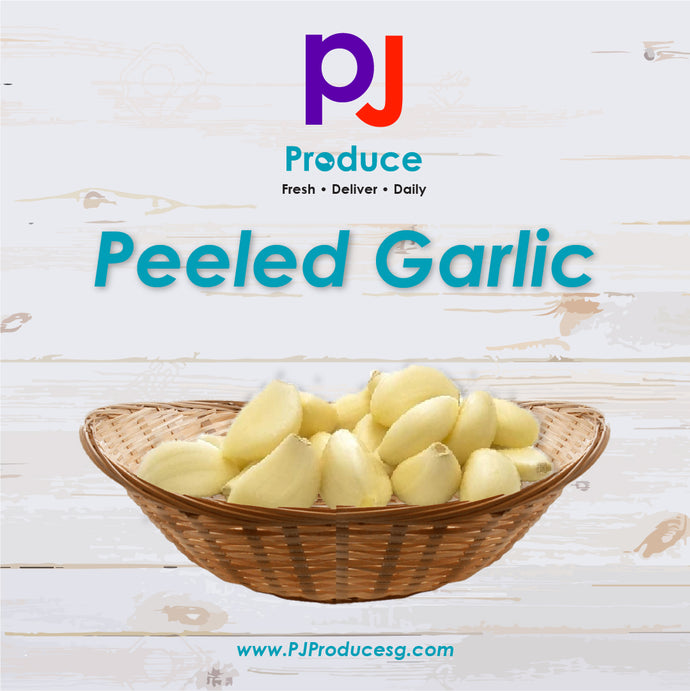 Peeled Garlic