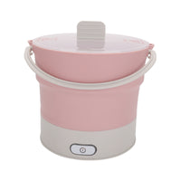 Fold-a-Pot™ Portable Foldable Electric Collapsible Travel Hot Pot