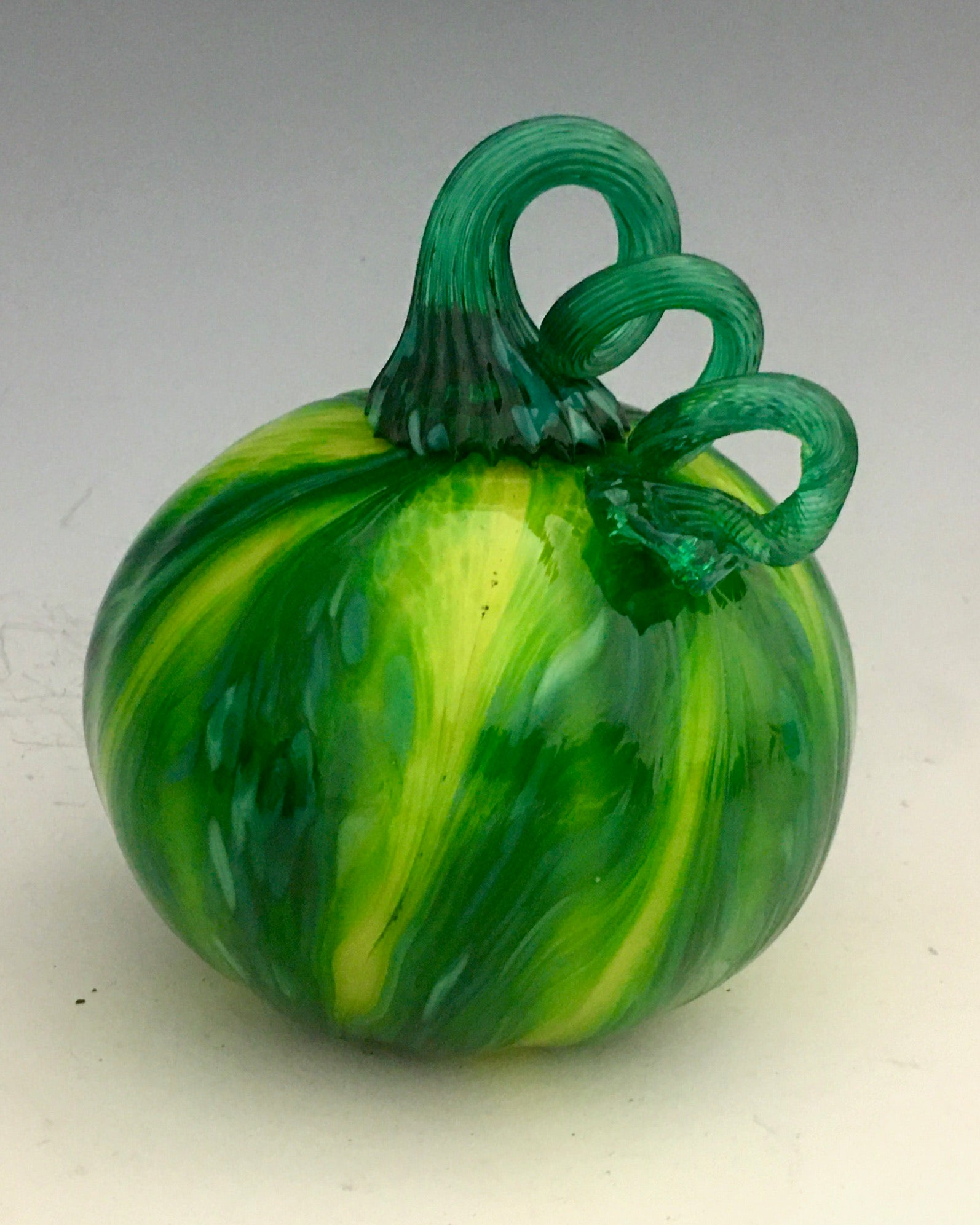 Canary Green Gourd