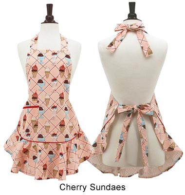 Kitchen Sundaes Apron