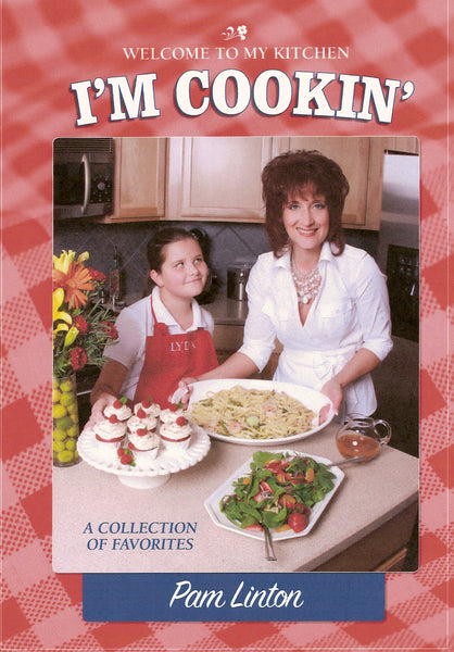 I'm Cookin' Cookbook