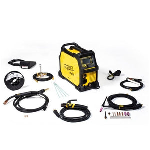 Inverter multifunción Rebel 205 AC/DC de Esab