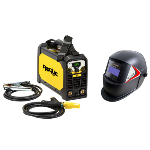 Image of Inverter Rogue ES 180i de Esab + Pantalla de regalo.