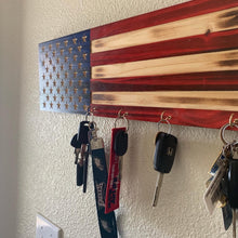 Load image into Gallery viewer, The Americana Key Holder