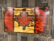 Load image into Gallery viewer, Framed Canada Flag