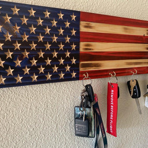 The Americana Key Holder