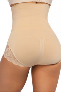 EASY SLIM SHORTY : LA CULOTTE MONTANTE ULTRA-GAINANTE QUI APLATIT VOTRE VENTRE ET MASQUE VOS RONDEURS IMMEDIATEMENT