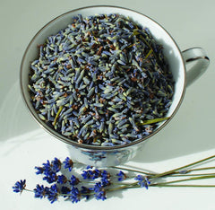 Dried Lavender -  (great for filling sachets) - Grown SprayFree - 25 grams