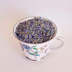 Dried Lavender -  (great for filling sachets) - Grown SprayFree - 25 grams & 100gm  SOLD OUT TILL FEB. 2021