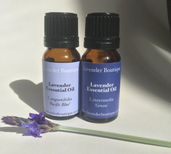 Award Package - 2 x Lavender Essential Oils - Silver Medal Winners for 2016