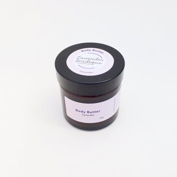 Body Butter - Lavender - 60gm