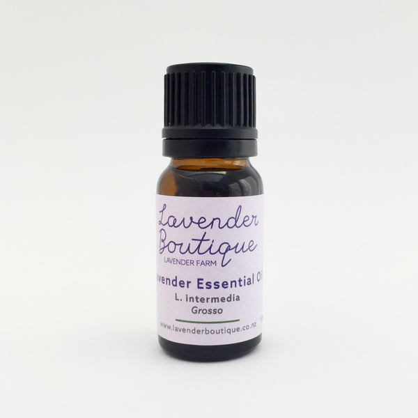 Lavender Essential Oil - 'Grosso' - Silver Medal - 10mls