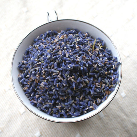 Dried Lavender - L. angustifolia - 25gm & 100gm packets available