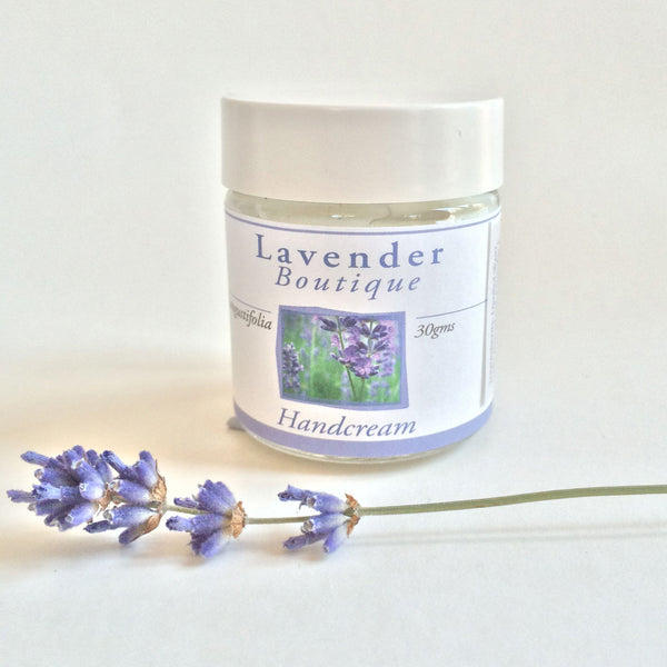 Lavender Handcream with L. angustifolia