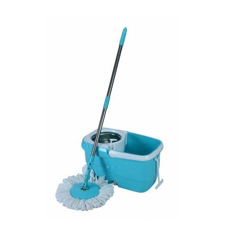 Spin Mop S-509 (Steel) <br> 9 Ltr