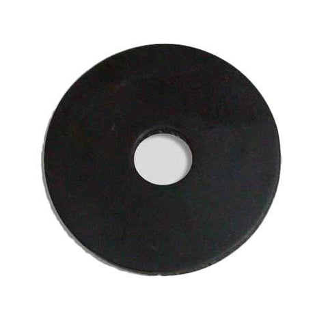 Metric Black Oxide 2D Flat Washer <br> Pack of 1000