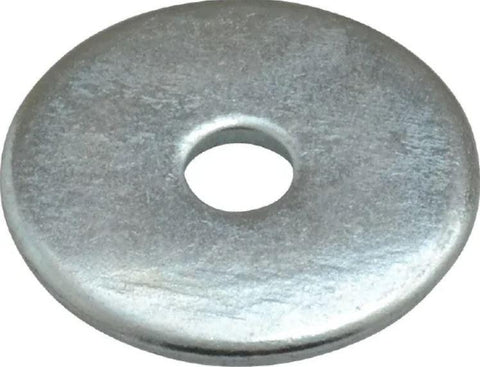 Metric Zinc Plated 2D Flat Washer <br> Pack of 1000