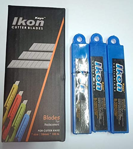 Kayo Ikon Cutter Blade Pack of 10