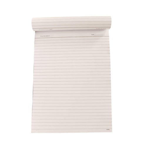 WPA580 Writing Paper Pads 1/8 (33 No)