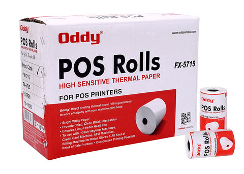 FX-5715 Thermal Paper Roll