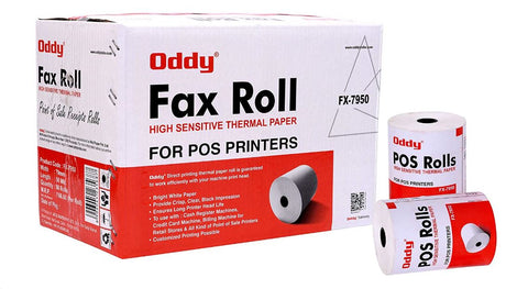 FX-7950 Thermal Paper Roll