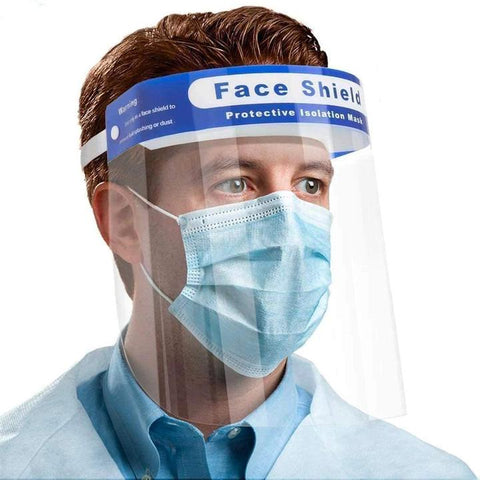 Face Shield Pack of 5
