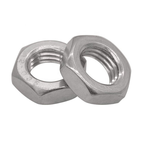 Metric 304 Stainless Steel Lock Nut <br> Pack of 1000