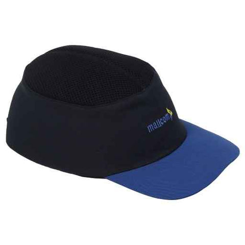 Mallcom 153/LP Bump Cap Long Peak Sapphire With Chin Strap