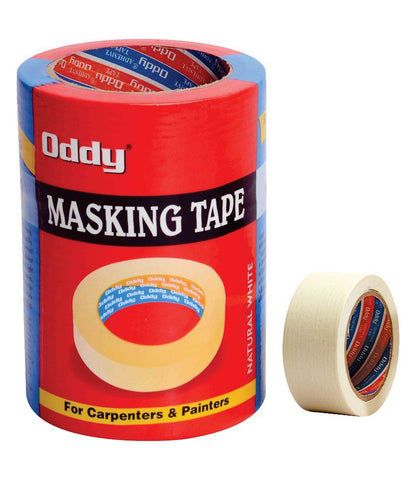 Oddy Masking Tape 20 Mtrs - Super Strong