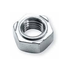 Metric Zinc Plated Hex Weld Nuts <br> Pack of 1000