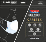 Donear 3 Layer Printed Mask<br>Pack of 3
