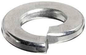 Metric 316 Stainless Steel Lock Washer <br> Pack of 100