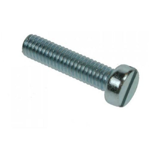 M4 Zinc Plated Cheese Head Screws <br> Pack of 1000