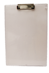 ECB-TPT Natural Transparent Clip Board