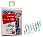 Paper Clips Coloured